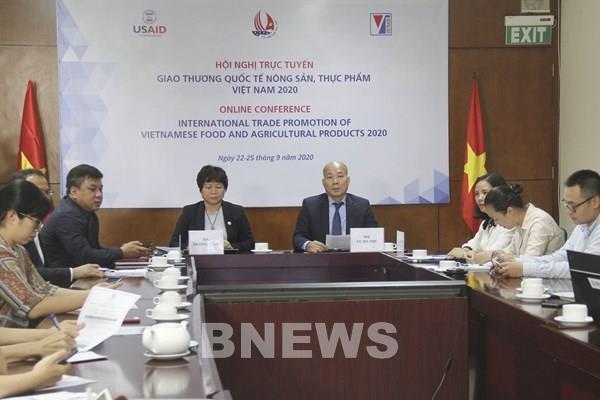 Quảng bá tiềm năng, thế mạnh xuất khẩu của hàng nông sản, thực phẩm Việt