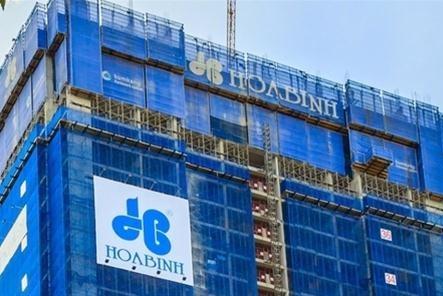 Tập đoàn Xây dựng Hòa Bình trúng thầu các dự án trị giá hơn 1.000 tỷ đồng