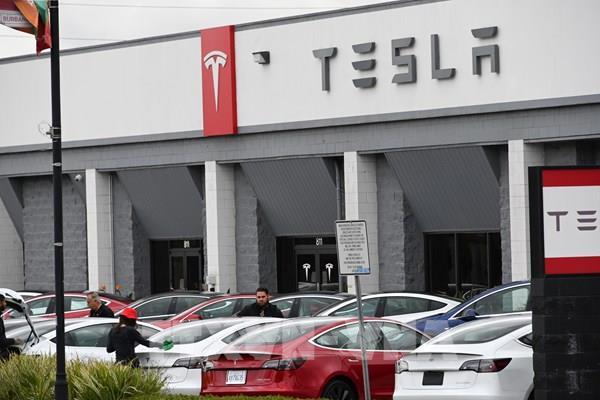 Tesla ngày càng mở rộng sự hiện diện trên thị trường xe điện Hàn Quốc