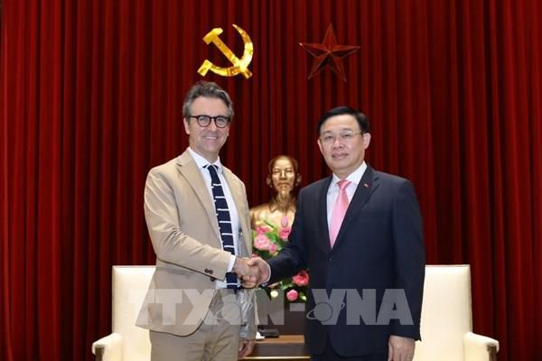 Hà Nội sẵn sàng hợp tác cùng Liên minh châu Âu trong nhiều lĩnh vực