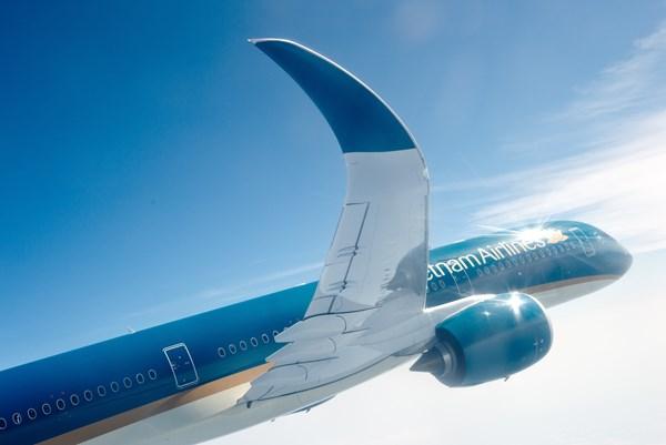 Vietnam Airlines mở bán vé chuyến bay thương mại quốc tế thường lệ về Việt Nam