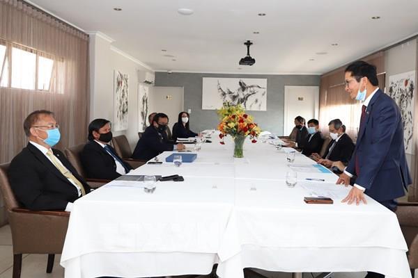 ASEAN 2020: Đại sứ các nước Đông Nam Á tại Nam Phi đánh giá cao nước Chủ tịch Việt Nam