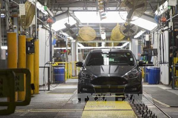 Tesla, Volvo, Ford và Mercedes kiện Mỹ về mức thuế áp với hàng hóa Trung Quốc