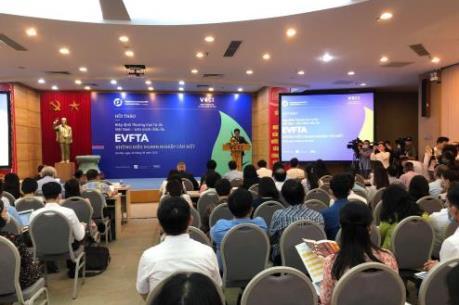 Hiệp định EVFTA: Tín hiệu tích cực sau hai tháng thực thi