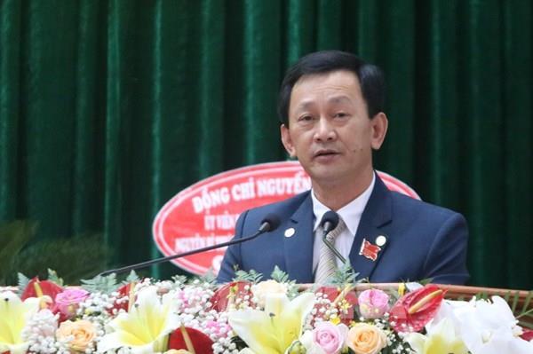 Đồng chí Dương Văn Trang được bầu giữ chức Bí thư Tỉnh ủy Kon Tum