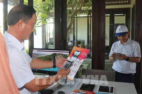 Du lịch Bình Định thông minh với app di động