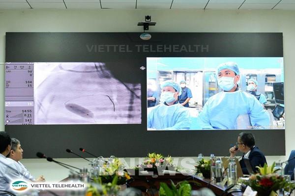 Viettel trao tặng Bộ Y tế 178 trung tâm hội chẩn từ xa
