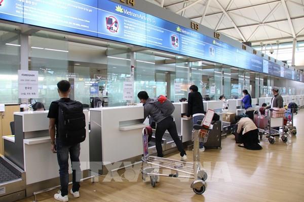 Chính thức nối lại chuyến bay thương mại từ Hàn Quốc về Việt Nam