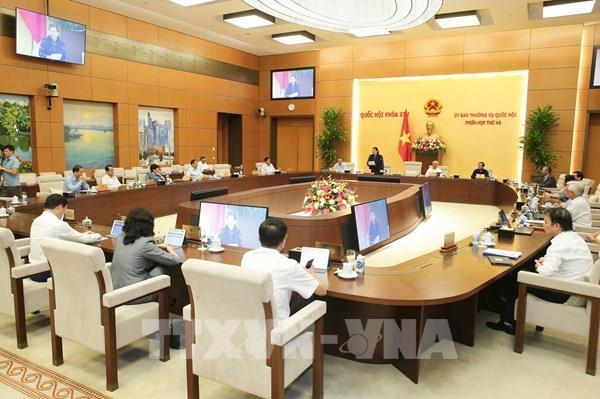 Quy định về bộ máy giúp việc của Hội đồng bầu cử quốc gia