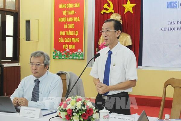 Tăng khả năng tận dụng ưu đãi từ Hiệp định EVFTA cho nông sản Việt