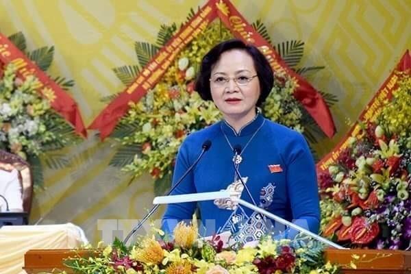 Bí thư Tỉnh ủy Yên Bái nhiệm kỳ 2015-2020 được bổ nhiệm làm Thứ trưởng Bộ Nội vụ