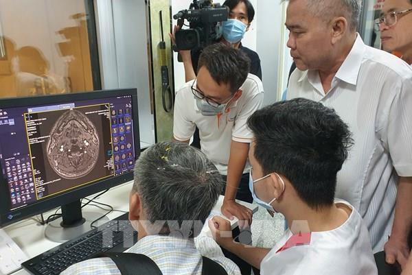 Thêm nhiều cơ hội cho bệnh nhân đột quỵ ở Đồng bằng sông Cửu Long