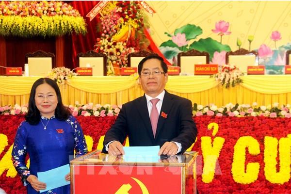 Ông Phạm Viết Thanh tiếp tục được bầu làm Bí thư Tỉnh ủy Bà Rịa-Vũng Tàu