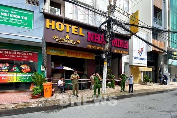 Hỏa hoạn tại khách sạn khiến 2 người thương vong vong