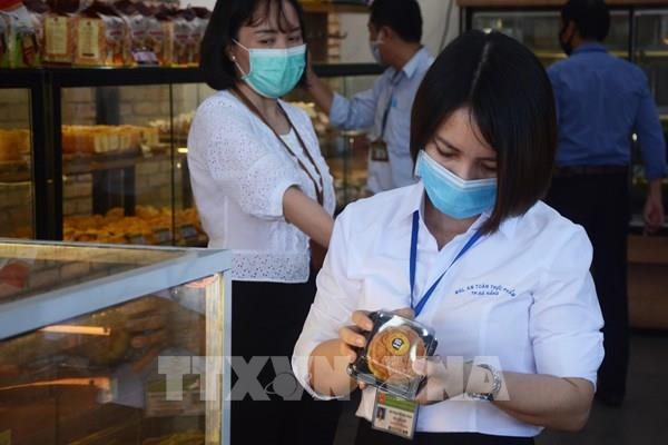 Đà Nẵng tập trung kiểm tra các cơ sở sản xuất, kinh doanh bánh trung thu  