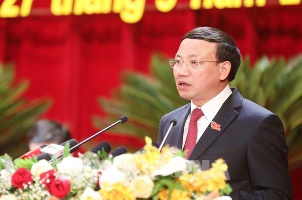 Đồng chí Nguyễn Xuân Ký tái cử chức Bí thư Tỉnh ủy Quảng Ninh