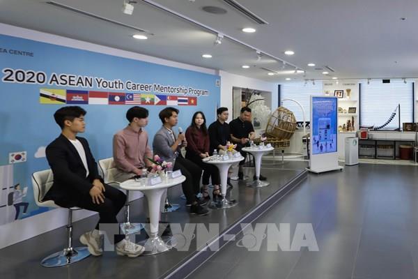 Hướng nghiệp cho các tài năng trẻ ASEAN ở Hàn Quốc