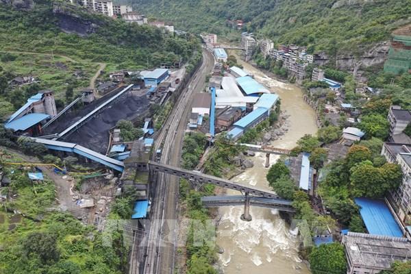 Tai nạn mỏ than ở Trung Quốc, 16/17 người đã thiệt mạng
