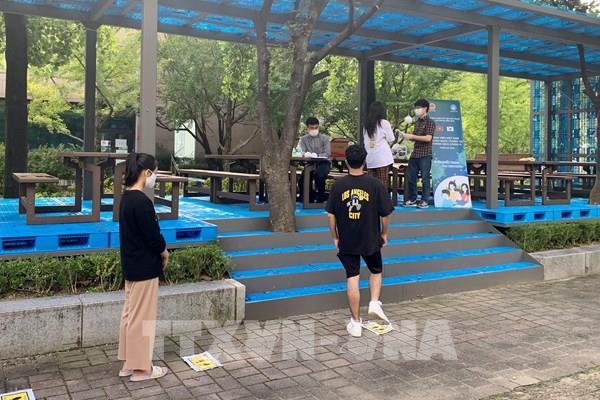 Sinh viên Việt Nam tại Hàn Quốc chung tay vượt qua COVID-19