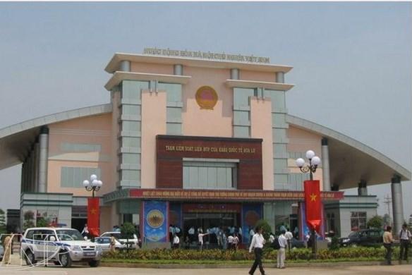 Duyệt phạm vi khu vực cửa khẩu quốc tế Hoa Lư và cửa khẩu chính Hoàng Diệu, Bình Phước