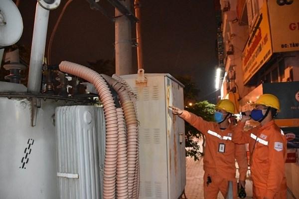 Lịch cắt điện tại các quận, huyện Hà Nội ngày mai 29/9 cập nhật mới nhất