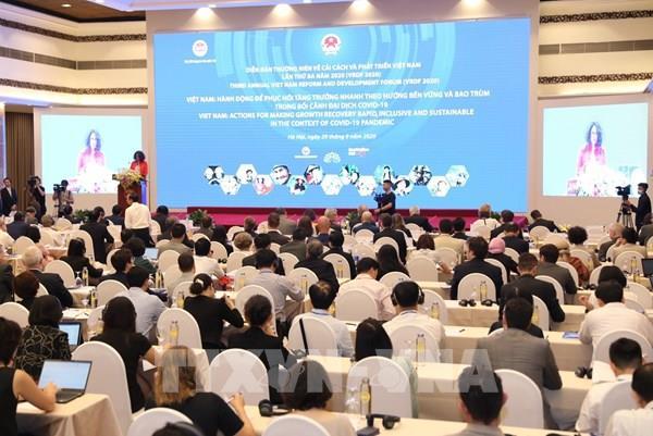Việt Nam tiếp tục cải cách để thực hiện các mục tiêu tăng trưởng dài hạn