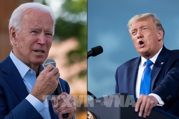 Bầu cử Mỹ 2020: Hai ứng cử viên tổng thống bước vào cuộc tranh luận đầu tiên