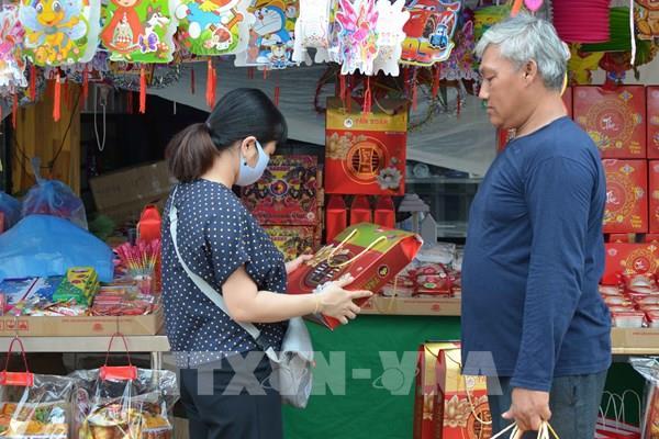 Sôi động thị trường bánh Trung thu tại Lào