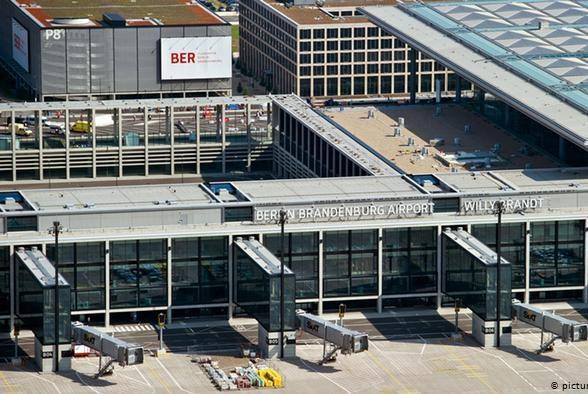Thủ đô Berlin (Đức) có sân bay quốc tế mới sau 9 năm trì hoãn