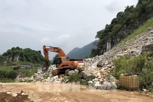 Kiểm soát chặt hoạt động thăm dò, khai thác khoáng sản