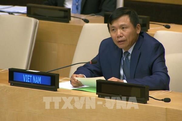Việt Nam và HĐBA: Việt Nam đánh giá cao hợp tác giữa LHQ và Liên minh châu Phi