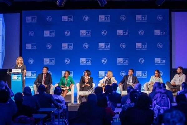 Sắp diễn ra hội nghị bàn tròn cấp Bộ trưởng và Triển lãm Thế giới Số 2020