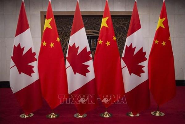 Canada gác lại giấc mơ thương mại tự do với Trung Quốc