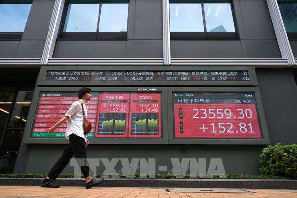 Nhiều thị trường chứng khoán châu Á đóng cửa phiên giao dịch khởi động quý IV/2020