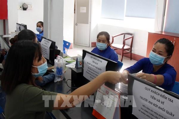 Ga Sài Gòn vắng khách ngày đầu bán vé tàu Tết Tân Sửu 2021