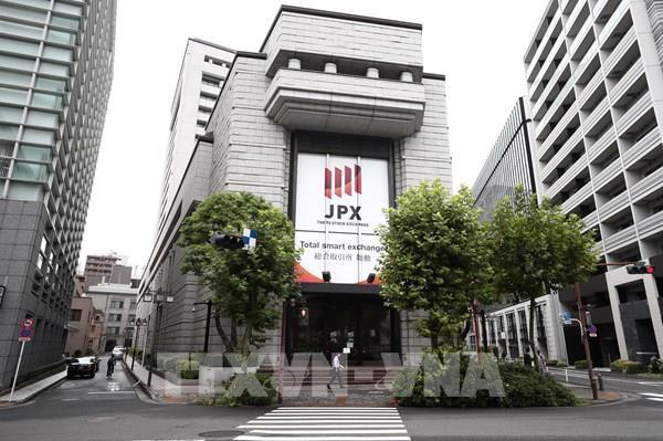 Sở Giao dịch chứng khoán Tokyo hoạt động trở lại từ ngày 2/10