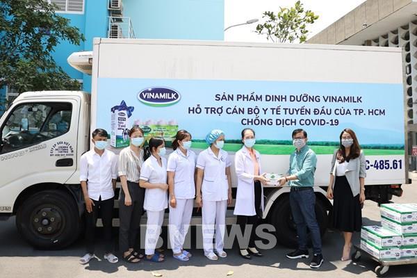 Vinamilk thương hiệu mạnh thuộc TOP 1.000 thương hiệu hàng đầu châu Á