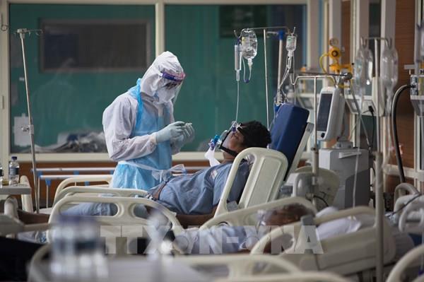 Dịch COVID-19: Châu Á hiện là khu vực có nhiều ca nhiễm nhất