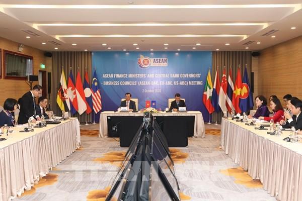 ASEAN 2020: Kết nối tài chính – ngân hàng với cộng đồng doanh nghiệp