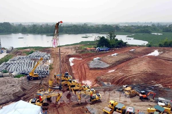 Vĩnh Phúc khởi công xây dựng cầu Đầm Vạc