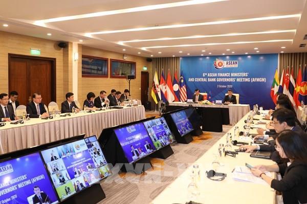 ASEAN 2020: Thúc đẩy chuyển đổi số trong lĩnh vực ngân hàng