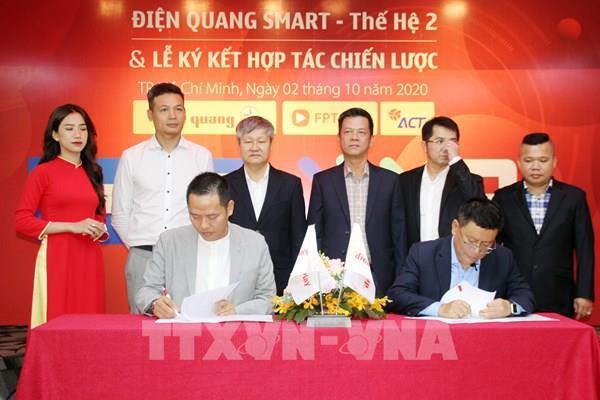 Doanh nghiệp Việt hợp tác ứng dụng giải pháp công nghệ thông minh