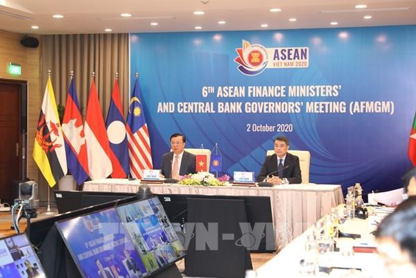 ASEAN 2020: Triển khai các sáng kiến trong Tiến trình hợp tác tài chính - ngân hàng ASEAN
