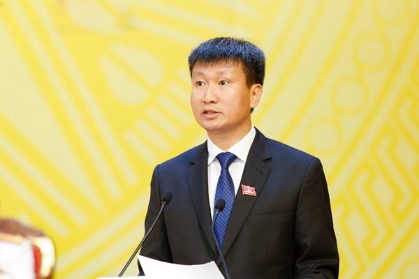 Ông Trần Huy Tuấn được bầu là Chủ tịch UBND tỉnh Yên Bái