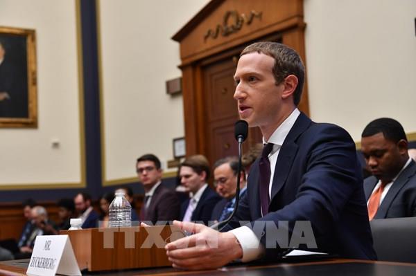 Các CEO của Facebook, Twitter, Google chuẩn bị ra điều trần trước thượng viện Mỹ