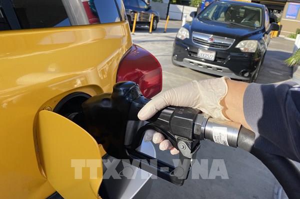 Giá dầu Brent giảm xuống mức thấp nhất 4 tháng trong phiên 28/10