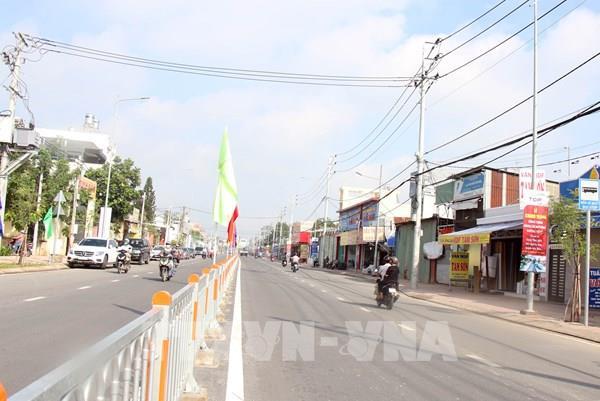 Hoàn thành đường Tô Ký kết nối vùng ven Tp. Hồ Chí Minh