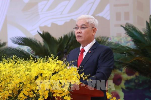 Đồng chí Nguyễn Văn Lợi tái đắc cử Bí thư Tỉnh ủy Bình Phước