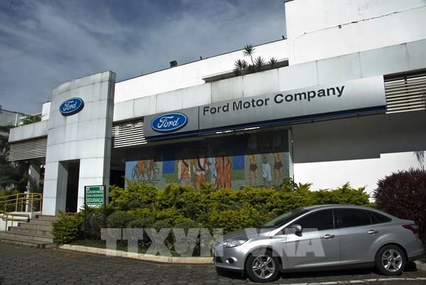 Doanh số bán của Ford tại Mỹ giảm 4,9% trong quý III/2020