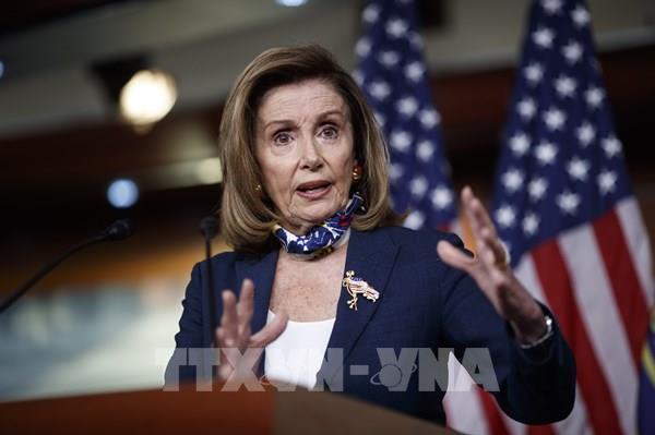 Chủ tịch Hạ viện Mỹ ủng hộ đợt viện trợ mới cho các hãng hàng không trong nước